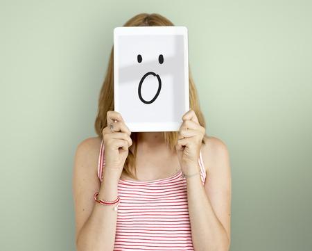 顔式イラスト感情感情