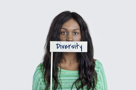 variance: Diversity Variety People Ethnicity Word
