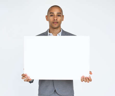 Business People Suit Studio Concept Stock Photo
