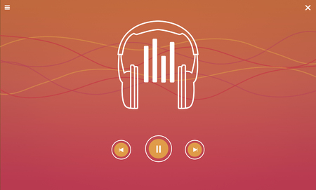 Headphones Music Enjoyment Jazz Pop Imagens - 76254740