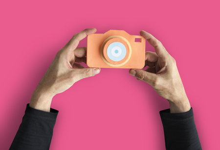 Camera Photography Photos Equipment Creative Stock Photo
