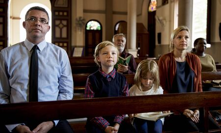 Church People Believe Faith Religious Imagens - 76307030