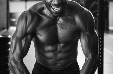 Active People Sport Workout Concept Banco de Imagens - 76307100
