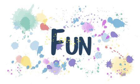 Fun Activities Enjoyment Entertainment Joyful Stock Photo