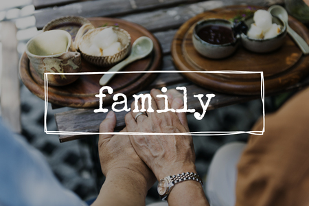 yearning: Family Forever Love Together Word