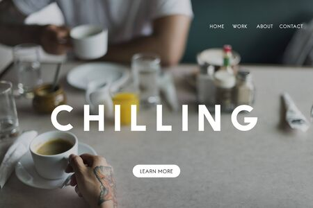 grabing: Chilling Calm Relaxation Resting Serenity
