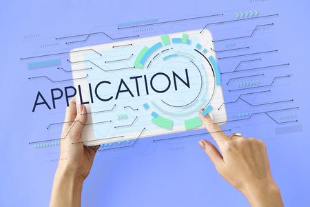 media gadget: Digital Technology Multimedia Application Icon
