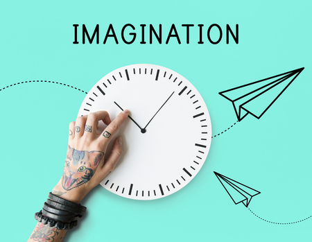Imagination Inspiration Creative Idea Concept Stock Photo