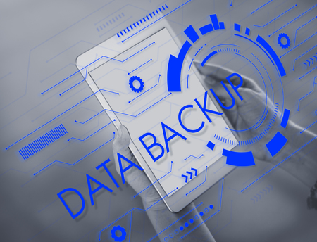 Community Cloud Storage Sync Secure Stock Photo