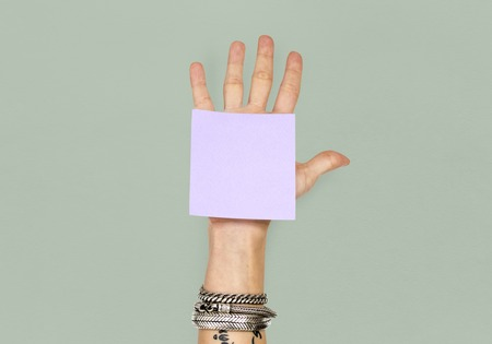 Adhesive Note Message Notice Post-it Memo