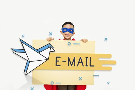 showoff: Mail Postal Communication Connection Correspondence Stock Photo