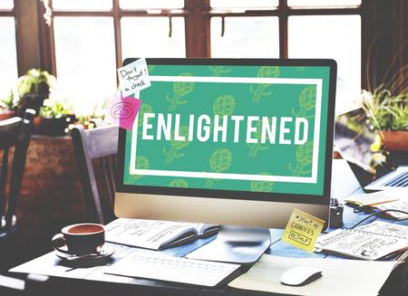 information medium: Embraced Enlightened Mindset Positivity Encouragement