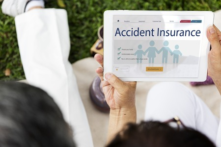 asian family: Insurance Coverage Mix Reimbursement Protection Concept Stock Photo