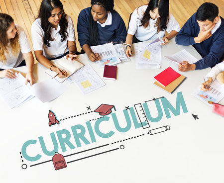Academy Certification Curriculum Knowldege Icon Stock Photo