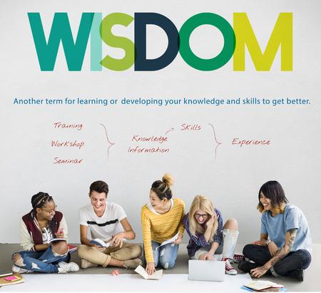 Curriculum Intelligence School Tutorial Institute Concept Stockfoto