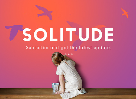 Relaxation Inspiration Peace Solitude Concept