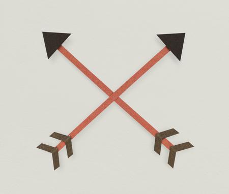 Arrow Archery Direction Icon Symbol