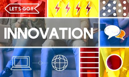 Innovation Creative Ideas Imagination Modern
