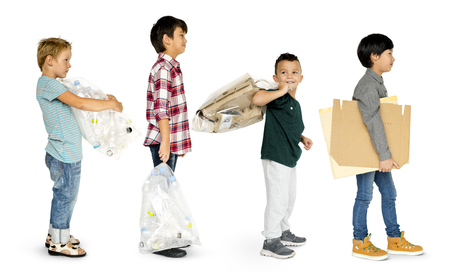 child protection: Recycle Global Environmental Impact Solution