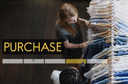 購入販売割引ファッション スタイル 写真素材