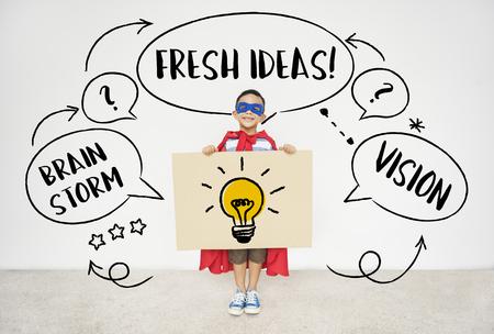 Fresh Ideas Creatieve Innovatie Gloeilamp