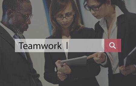 ビジネス チームワーク Teamup 企画