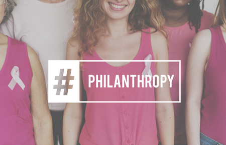 Philanthropy Charity Volunteer Support Stock Photo - 76891178