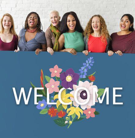 Celebration Congratulation Welcome Appreciation Greetings Imagens