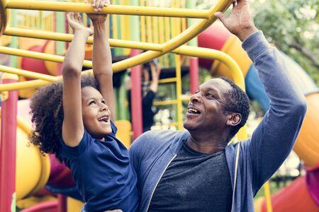 아프리카 계 미국인 가족 주택 재택 생활 스톡 콘텐츠