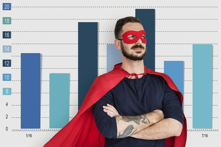 Bar Chart Analysis Research Concept