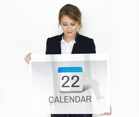 Calendar Schedule Dates Business Graphics