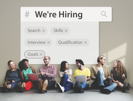Recruitment employment zoekmachine tags