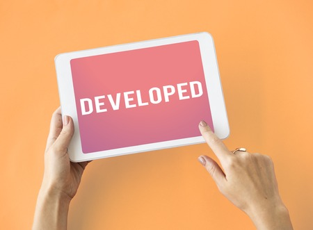 Requirement Confidential Develop Extend Proof Stock Photo - 77324530