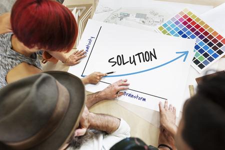 素晴らしい仕事の提案ソリューションの目標動機