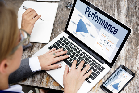 weaknesses: Information Performance Business Intelligence Communication Stock Photo