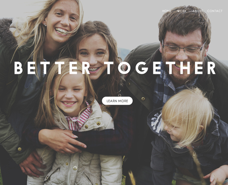 가족 함께 사랑 행복 부드러움 스톡 콘텐츠
