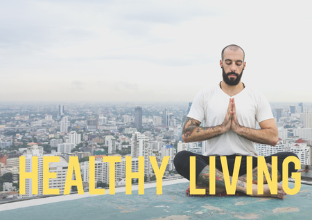 Balance Healthcare Healthy Life Meditation