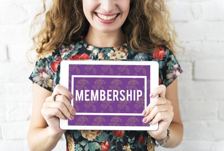 Superior Supreme VIP Membership Top Notched Imagens