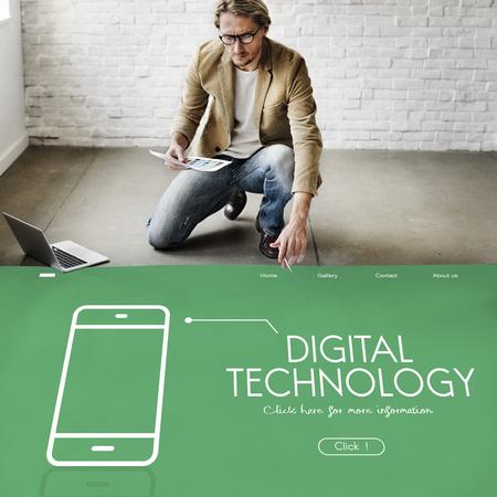 modification: Mobile Phone Application Digital Technology Communication