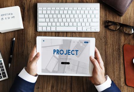 プロジェクト コラボレーション戦略仕事ビジネス