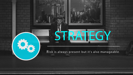 Risk Management Challenge Solution Prioritize Stock Photo - 77219077