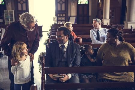 Church People Believe Faith Religious Imagens - 77219220