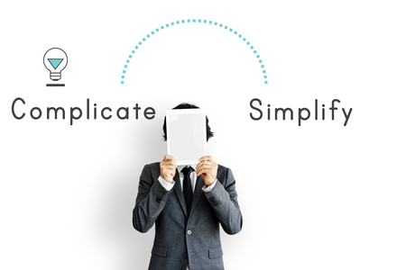 Antonym Opposite Complicate Simplify SImply Complex