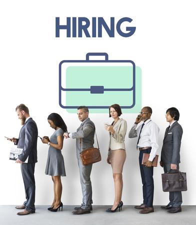 Job Hiring Vacancy Team Interview Career Recruiting