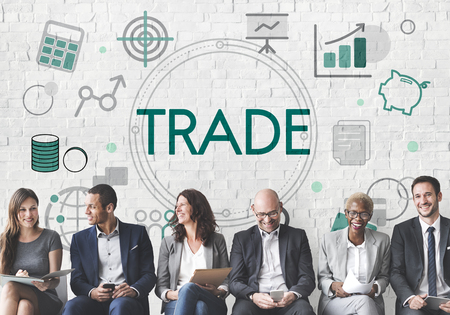Financial Commerce Economy Trade Business
