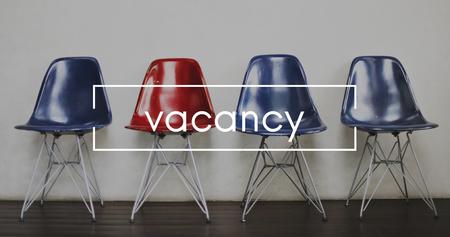 Vacancy Opportunity Position Job Word Reklamní fotografie