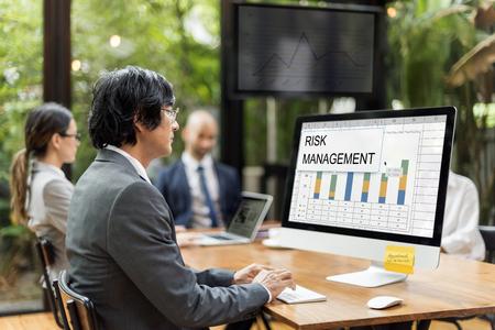 Uitdagingsoplossing Performance Risk Management