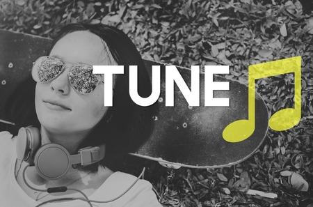 down beat: Listen Music Entertain Melody Harmony