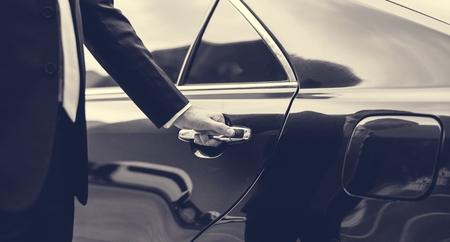 Zakenman Handle Limousine Door Car