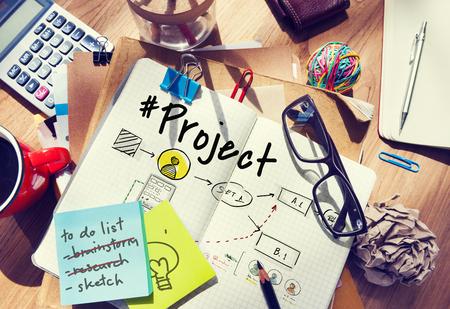 Workflow Progress Project Plan Icon